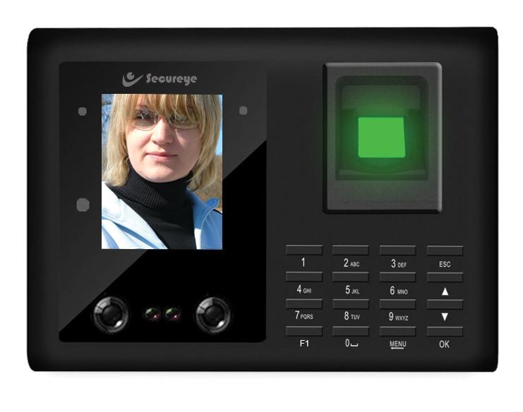 Secureye Face Recognition Attendance Machine & Fingerprint Biometric Device