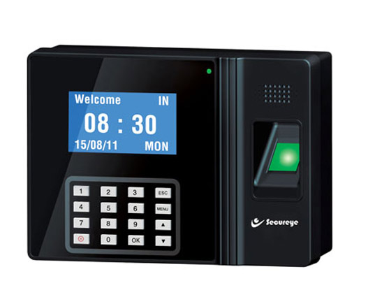 Secureye Fingerprint Biometric Attendance System
