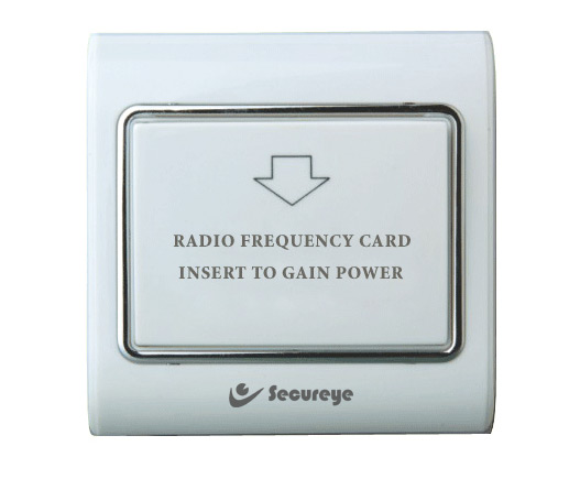 Secureye Energy Saving Switch for Hotel Rooms