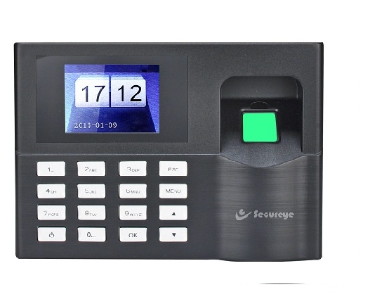 Secureye Fingerprint Time attendance Device with TCP/IP