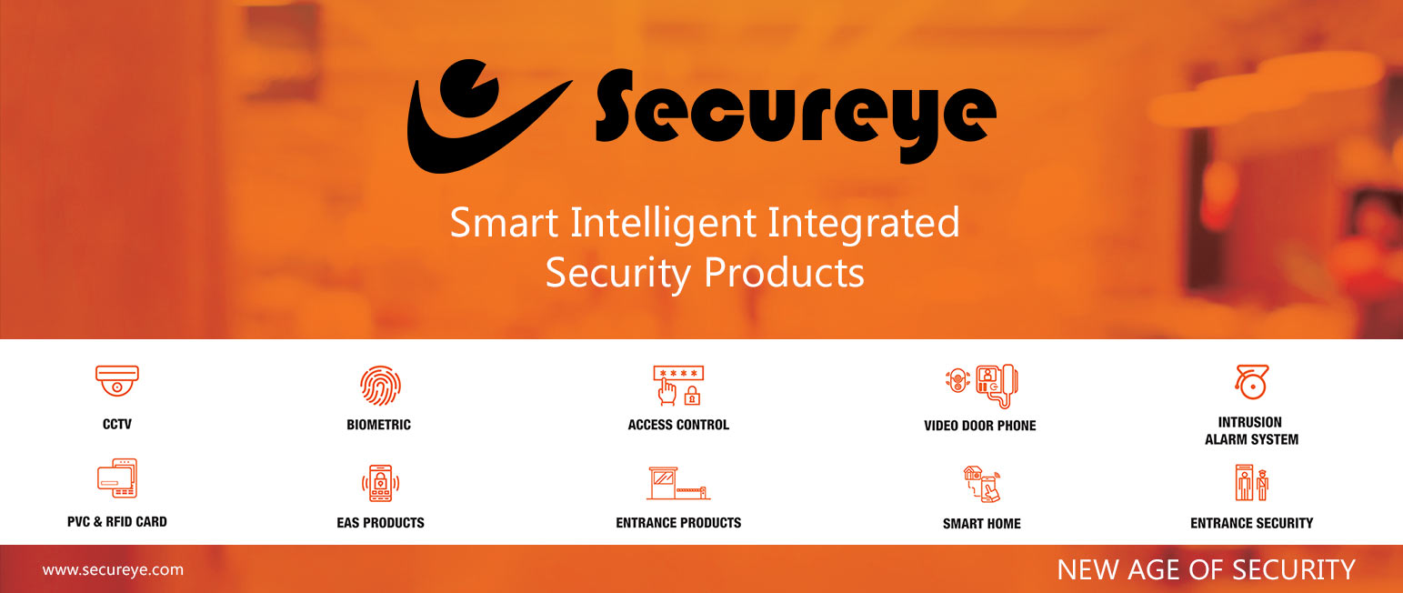 Secureye - Smart Intelligent Security Solutions