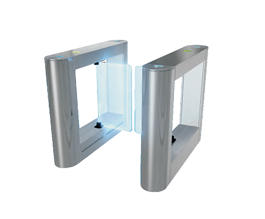 Secureye Flap Barrier Gates