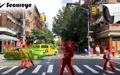 Artificial Intelligence Powered Security Cameras – Future of Surveillance System
