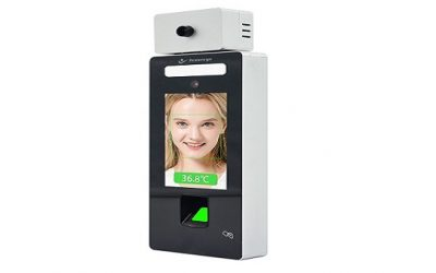 Secureye Launches 6 in 1 Contactless Thermal Facial Recognition
