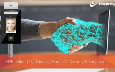 AI Has Redefined Traditional Modes Of Security & Surveillance