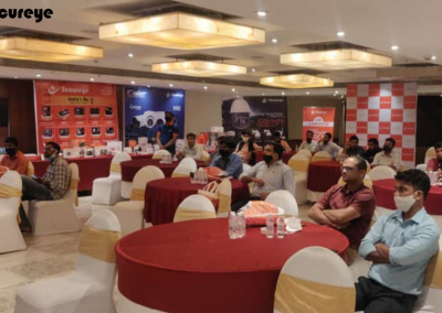 Technical Meet with Partners in Goa Event