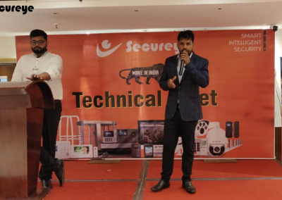 Glimpses Technical Meet with Partners in Goa Event