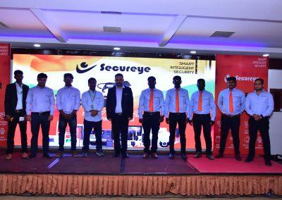 Secureye-Partner Event- Tamil Nadu